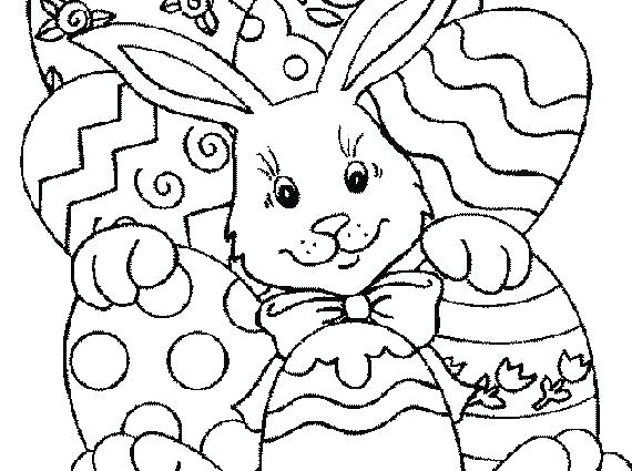 570x425 Free Easter Coloring Pages To Print Free Coloring Pages Printable