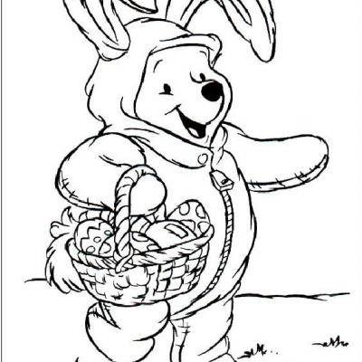 400x400 Printable Easter Coloring Pages Free Printable Easter Coloring