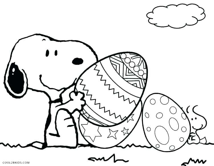 750x583 Coloring Pages For Kids Easter Free Printable Eggs Coloring Pages