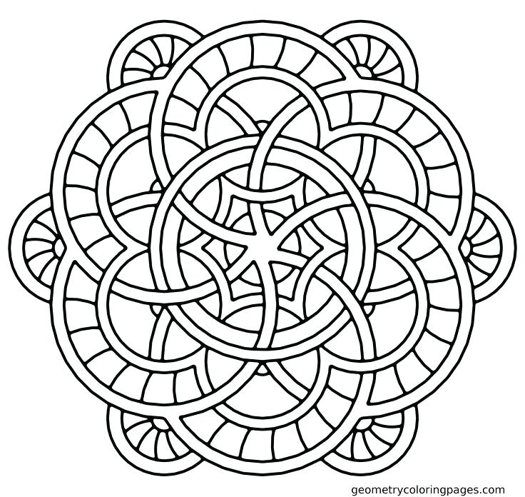736x696 Stunning Easy Coloring Page Stunning Mandalas Coloring Pages Easy