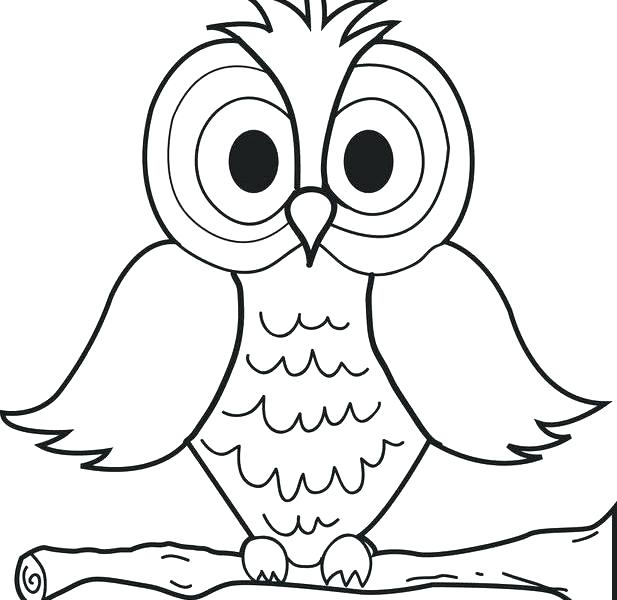 617x600 Simple Coloring Pages Easy Coloring Pages Easy Color Pages