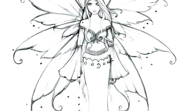 printable fairy coloring pages – timothyfregoso.club   425x720