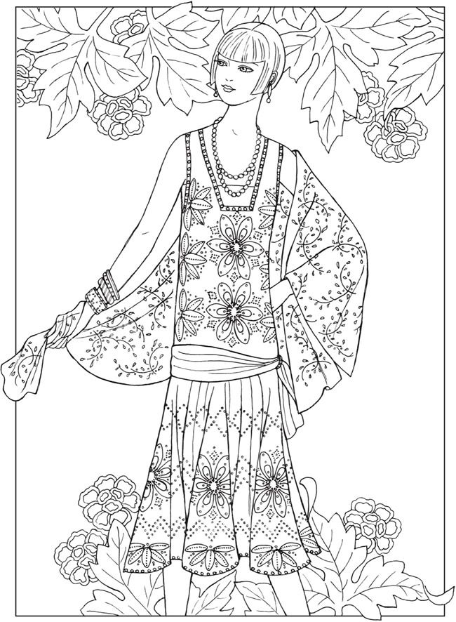 650x886 Free Fashion Coloring Pages Luxury Best Fashion Colouring