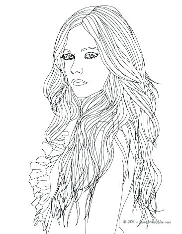 366x470 People Coloring Page People Coloring Page Free Fashion Coloring