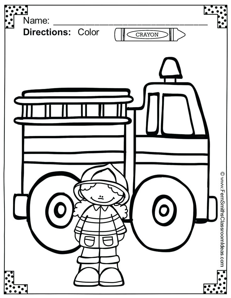 736x952 Fire Safety Coloring Pages Dollar Deal Fire Prevention Safety Free