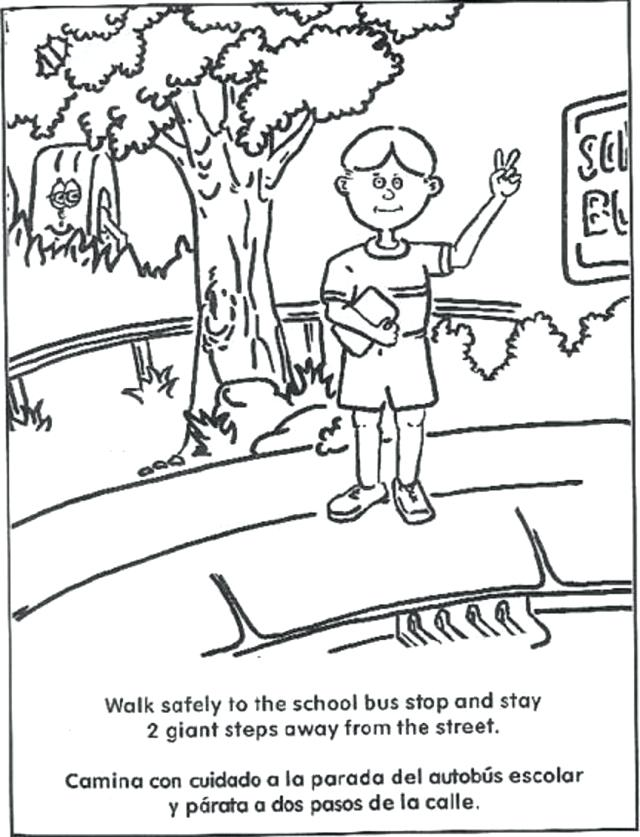 Free Fire Safety Coloring Pages at GetDrawings.com | Free for ...