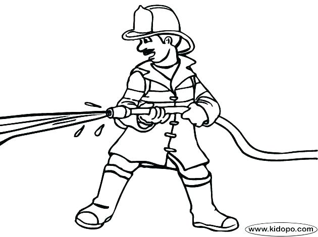 630x470 Fireman Coloring Page Fireman Coloring Pages Images Fire Coloring