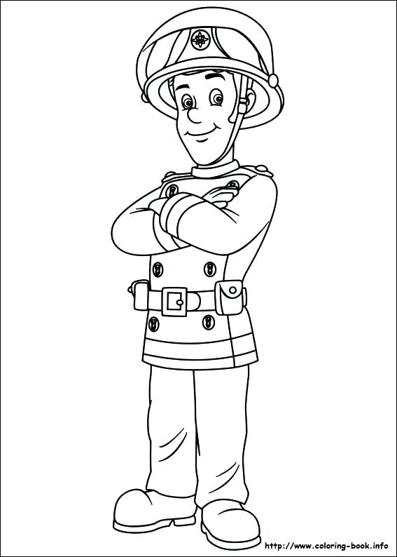 567x794 Fireman Coloring Pages Coloring Pages Fire Coloring Pages Fire