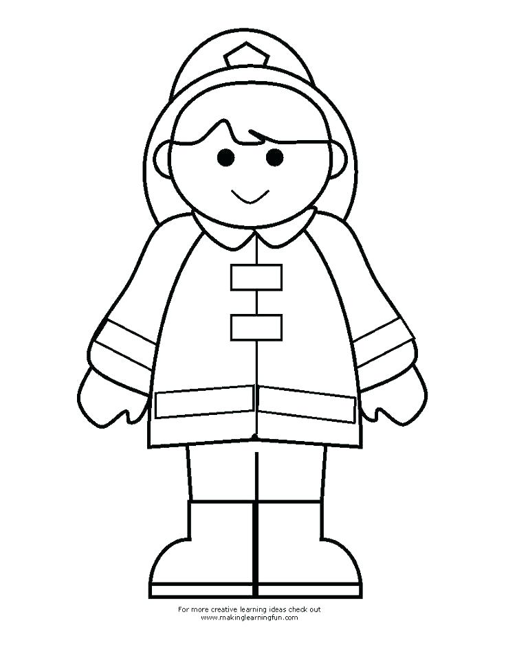 736x952 Fireman Coloring Pages Fire Coloring Pages Printable Fireman