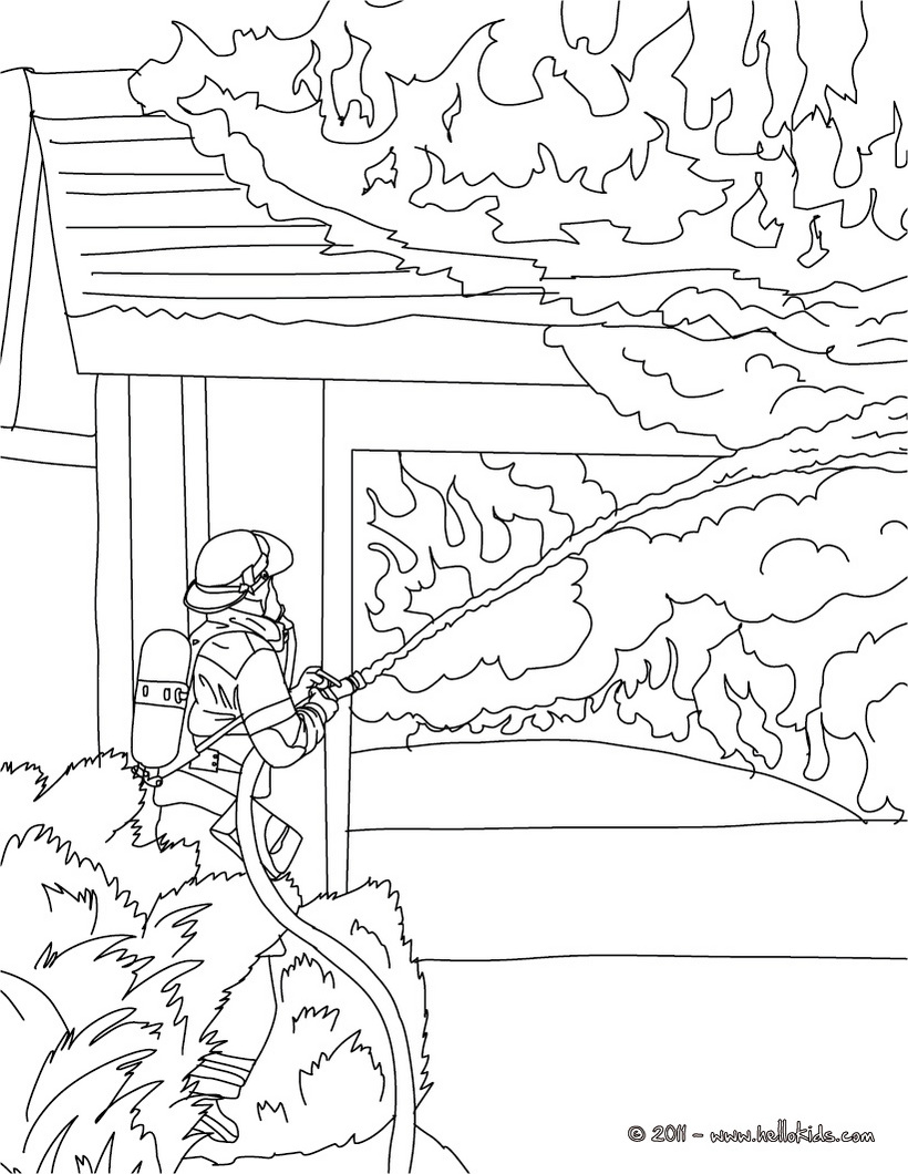 820x1060 Coloring Fireman Coloring Pages