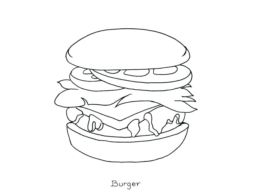 878x678 Free Printable Healthy Food Coloring Pages Foods Junk Page