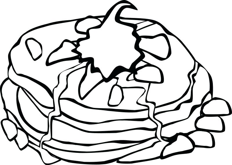 800x569 Printable Food Coloring Pages Coloring Food Pages For Kids