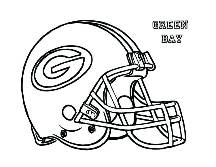 750x580 Football Color Page Ball Of Football Coloring Page Football Field