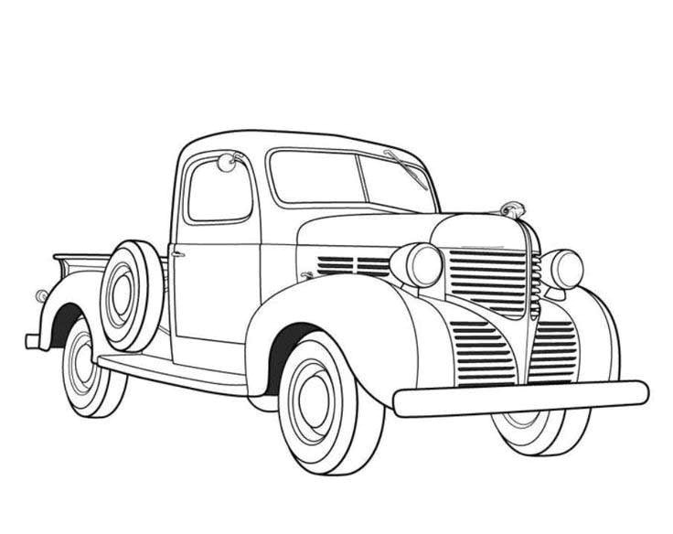 736x584 New Ford Trucks Coloring Pages Coloring Ws