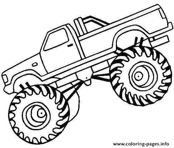 560x475 Coloring Pages Truck Truck Color Pages Truck Color Pages Old Truck
