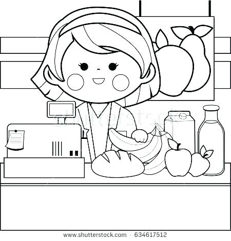 450x470 Free Full Size Coloring Pages