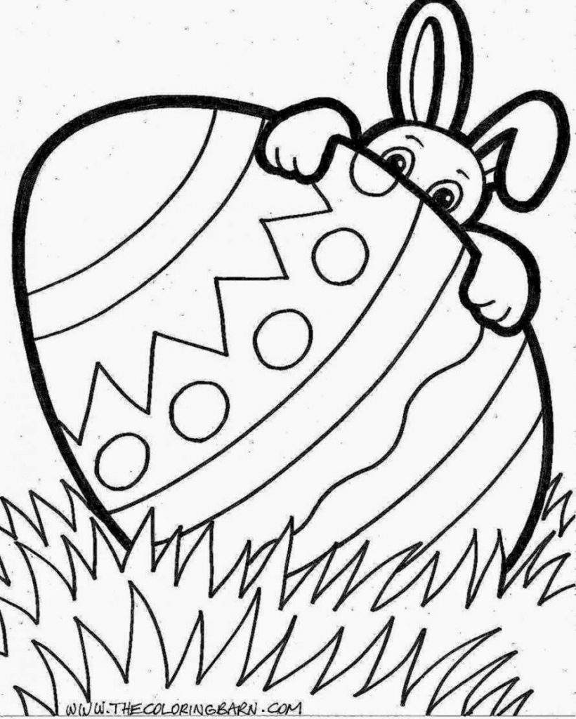 820x1024 Coloring Book And Pages Tremendous Easter Bunny Coloring Pages