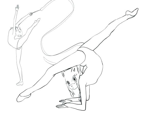 618x488 Gymnastic Coloring Pages Printable Gymnastics Coloring Pages Best