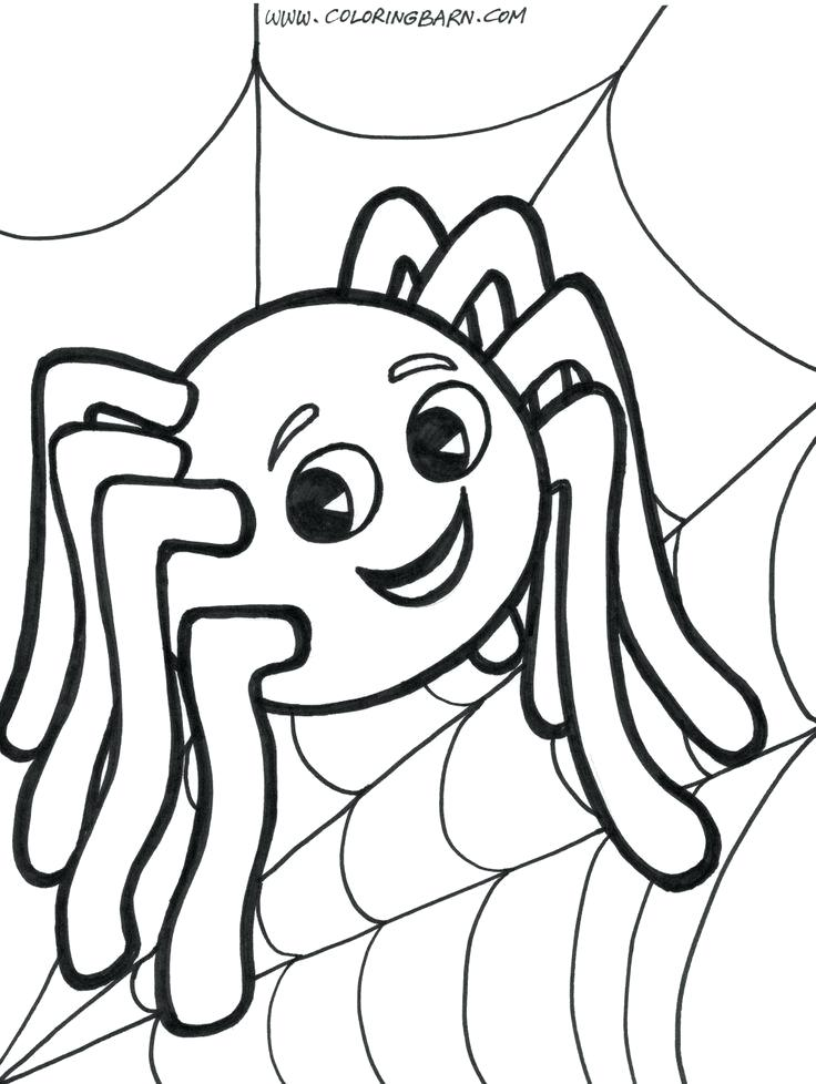 736x978 Halloween Coloring Pages For Toddlers Toddler Coloring Pages