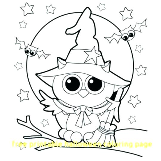 540x540 Printable Coloring Pages For Halloween Coloring Pages For Children