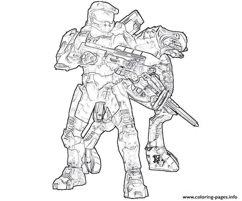 800x667 Halo Coloring Pages Cool Halo Coloring Pages Print Page For Kids