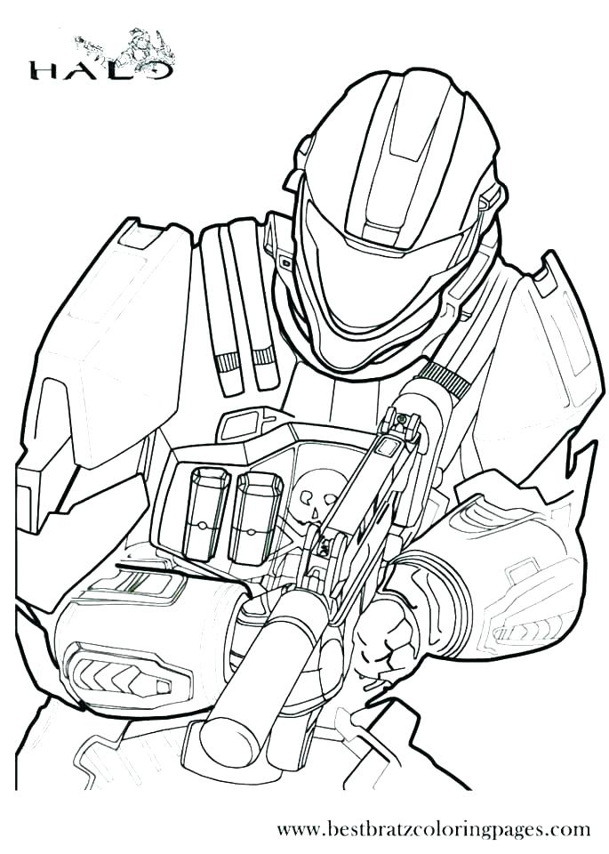 685x960 Master Chief Coloring Pages Halo Coloring Pages Halo Coloring