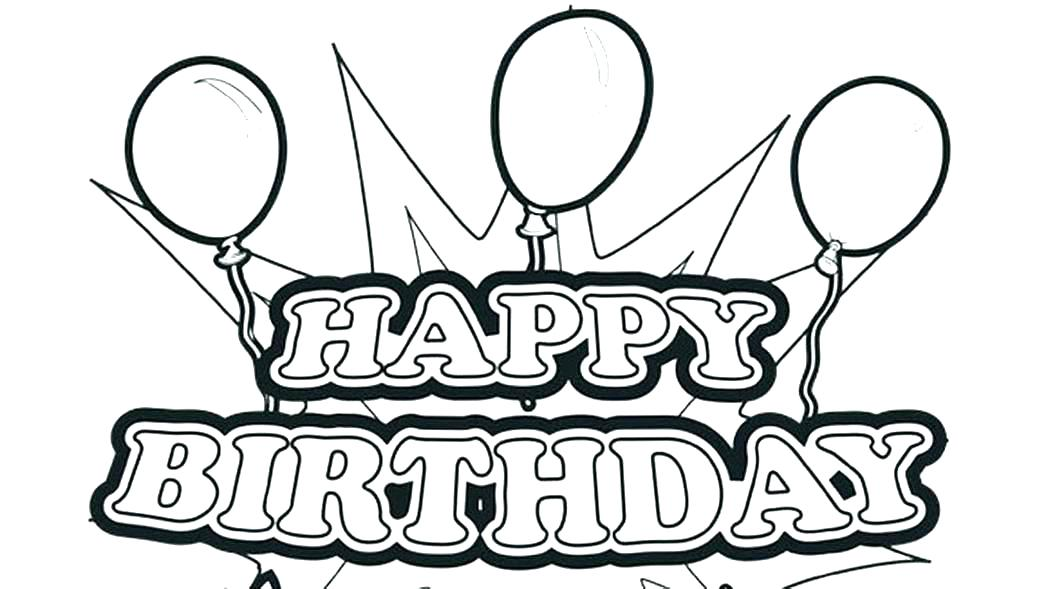1048x589 Birthday Coloring Pages For Aunts Devon Creamteas