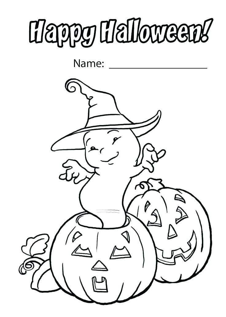 736x1031 Happy Halloween Coloring Page Happy Coloring Pages Happy Halloween