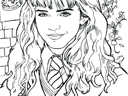 440x330 Hogwarts Crest Coloring Page Harry Potter Coloring Pages Harry