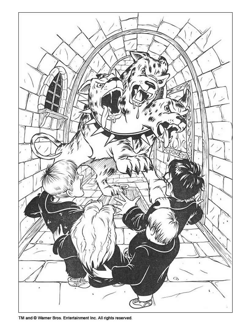 820x1060 Proven Free Harry Potter Coloring Pages Harry