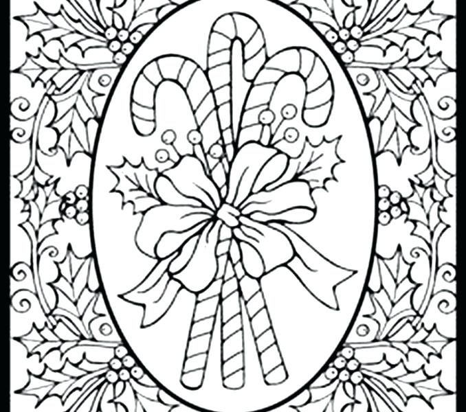 678x600 Did Adult Holiday Coloring Pages Printable Holiday Happy Holiday