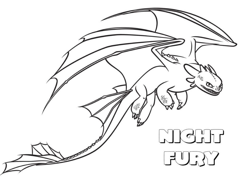 1024x791 Free How To Train Your Dragon Coloring Pages Print Coloring
