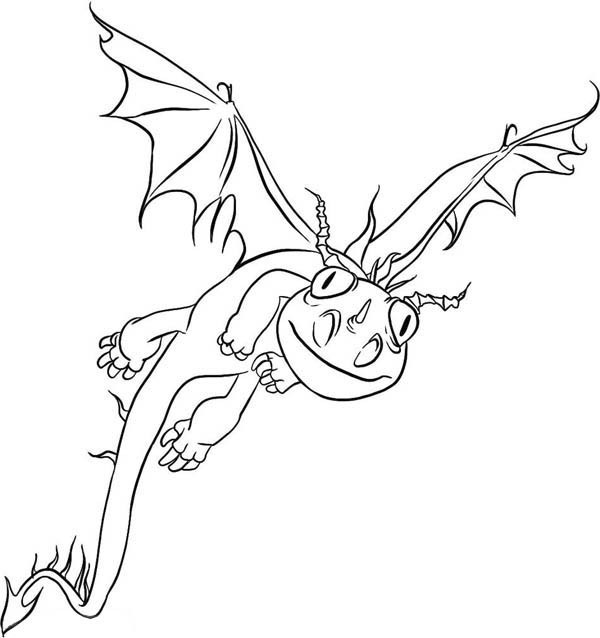 600x638 How Train Your Dragon Coloring Pages Inspirational Free How