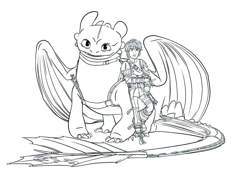 783x600 Awesome Free How To Train Your Dragon Coloring Pages And Coloring
