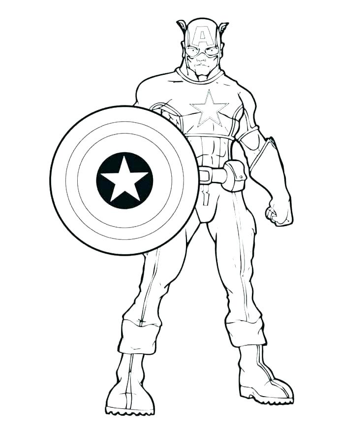 Free Hulk Coloring Pages