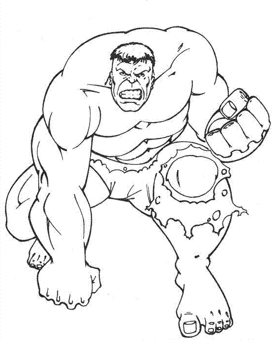 558x693 Hulk Coloring Page Elegant Free Coloring Pages Logo And Design Ideas