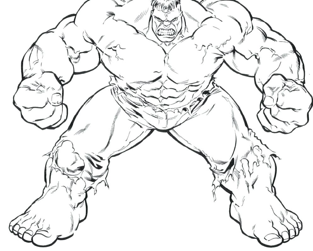 994x800 Hulk Coloring Pages Online Games Pictures Batman Printable Free