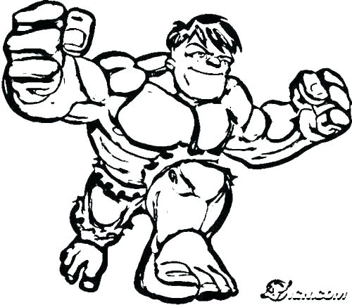 500x434 Free Hulk Coloring Pages Hulk Coloring Book Together With Hulk