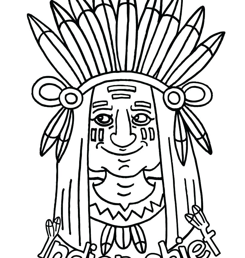 820x864 Indian Coloring Page Coloring Book As Well As Coloring Page Free