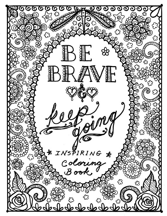570x738 Innovation Inspiration Inspirational Coloring Pages For Adults