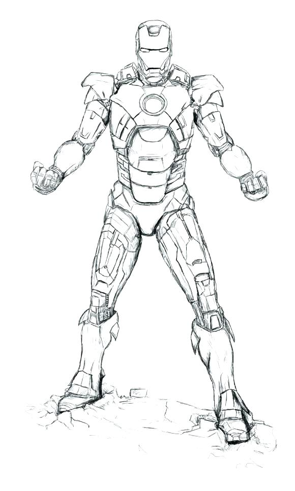 580x966 Iron Man Coloring Pages Online Creative Design Coloring Pages Iron