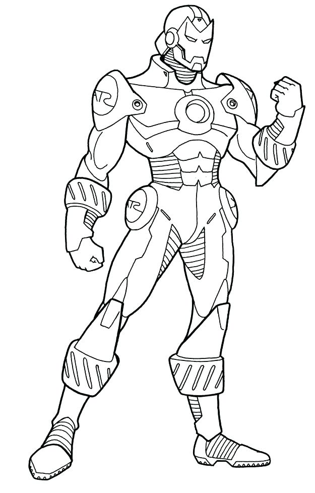 625x978 Ironman Coloring Page Coloring Pages Free Iron Man Coloring Pages