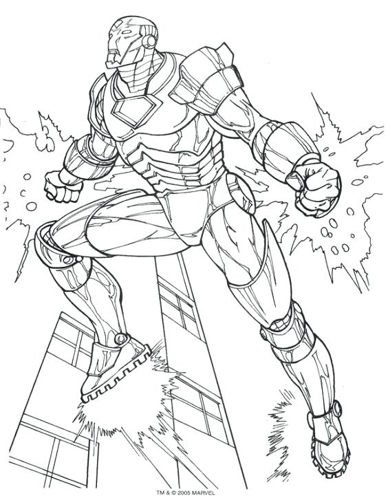 564x730 Printable Ironman Coloring Pages Free Coloring Pages Enjoy