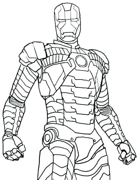 464x600 Free Iron Man Coloring Pages Iron Man Coloring Pages Free Iron Man