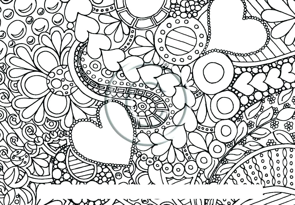 1024x712 Intricate Design Coloring Pages Intricate Design Coloring Pages