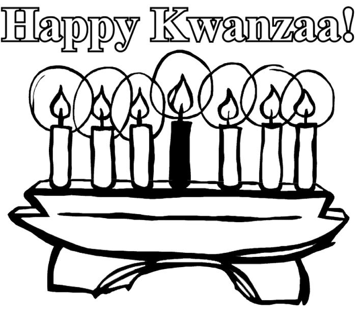 711x624 Free Kwanzaa Clip Art Channaukha And Other Events