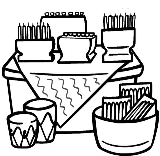 550x539 The Many And Great Kwanzaa Coloring Page Kwanzaa Coloring Page