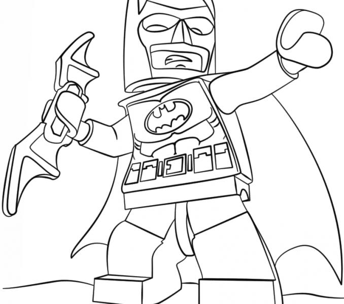 678x600 Batman Colouring Page Lego Batman Coloring Page Free Printable