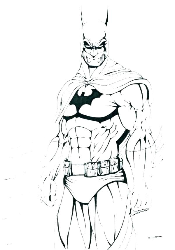 600x856 Free Printable Batman Coloring Pages Free Batman Coloring Sheets