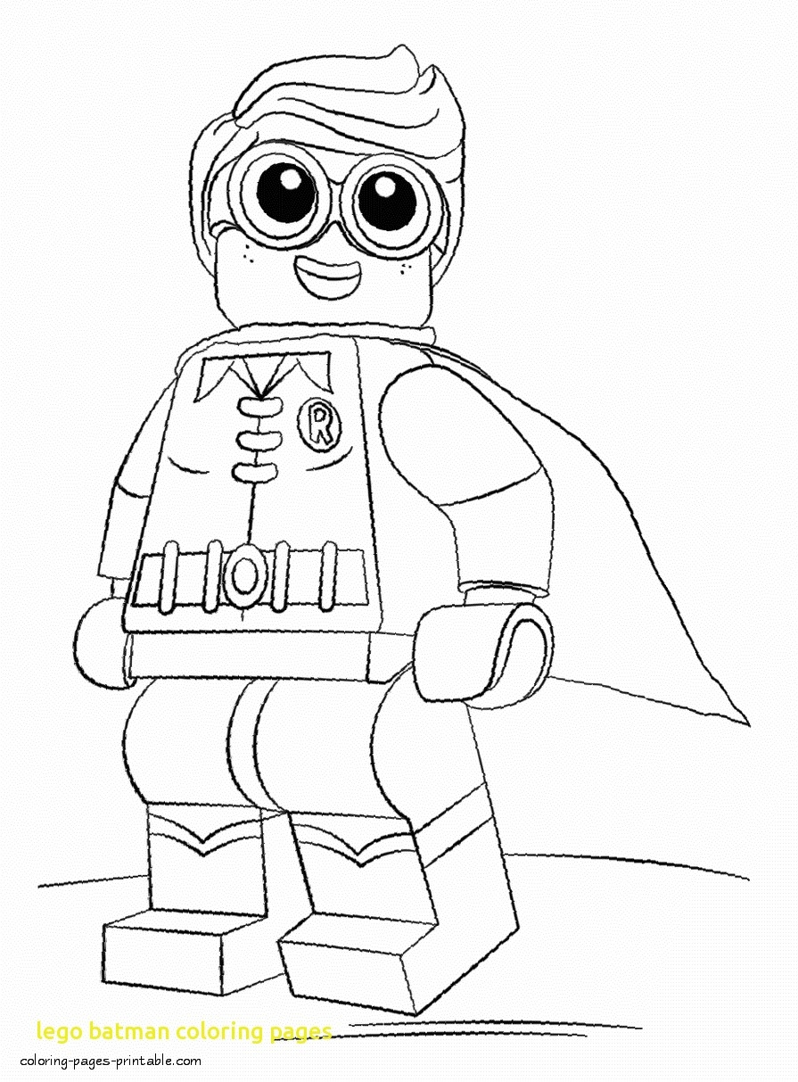 Free Lego Batman Coloring Pages at GetDrawings.com | Free ...